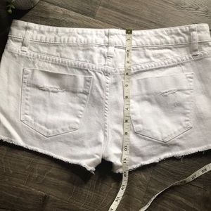 Mossimo Shorts - Low Rise Short Shorts